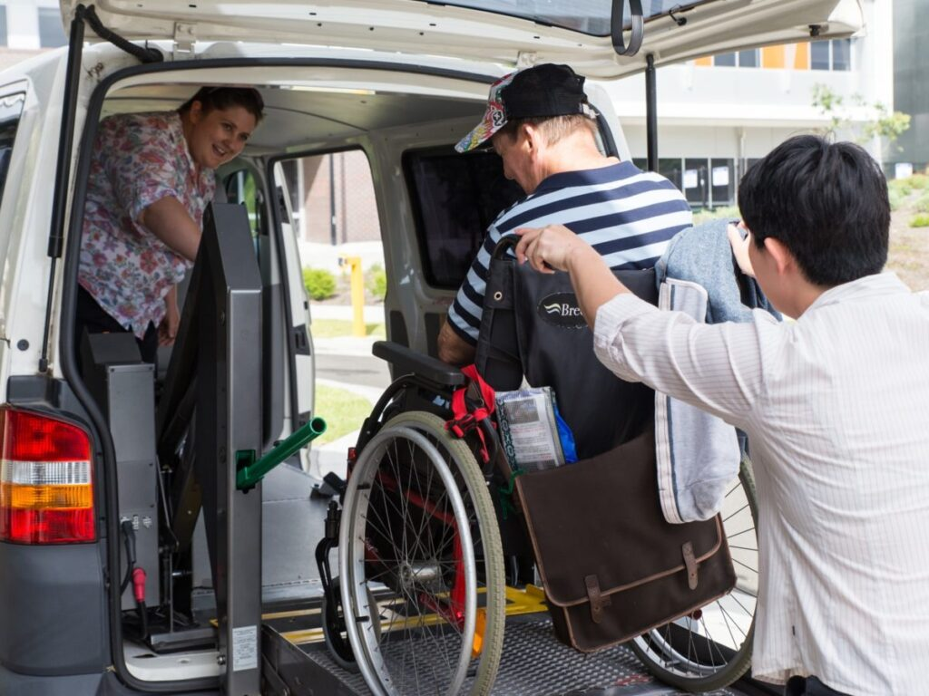 Disabilities support services