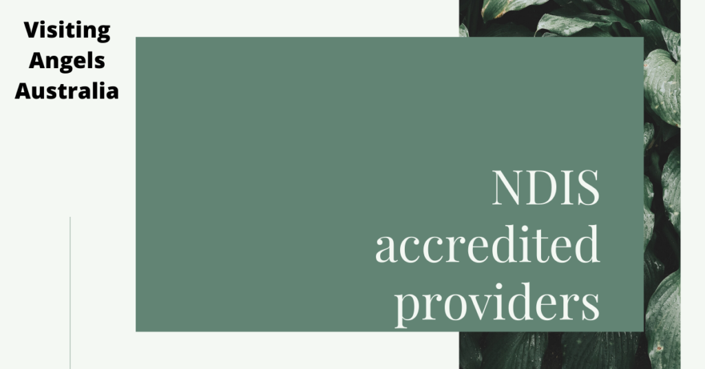 NDIS accredited providers