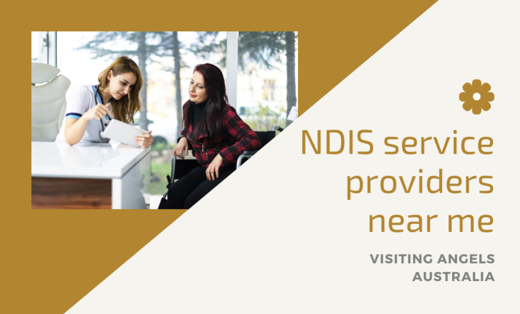 NDIS service providers near me