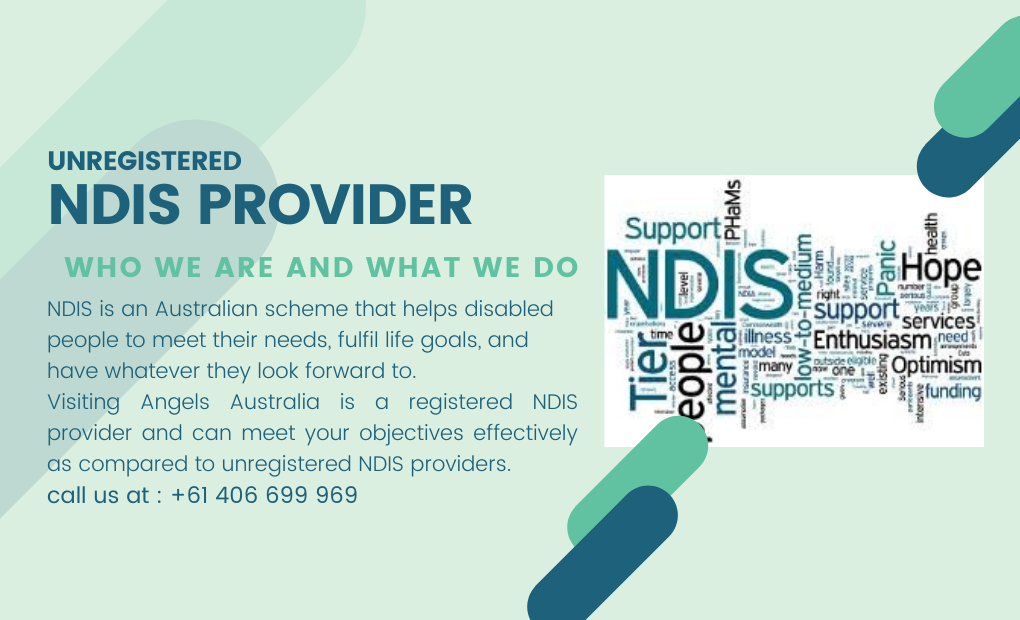 Unregistered NDIS Providers